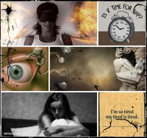 collage insomnia