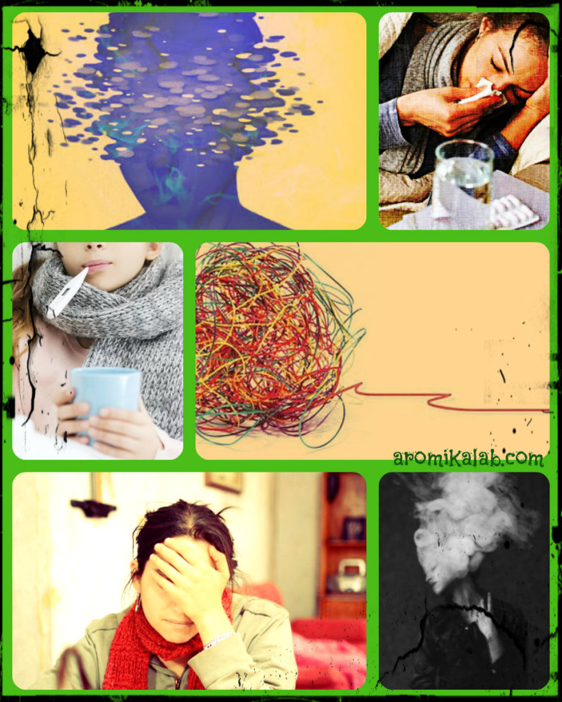 collage cold