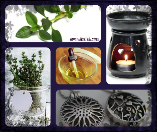 collage thyme recipes