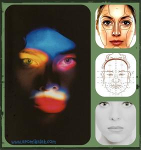 collage физиогномика